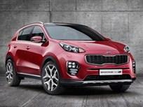 Next-Gen 2017 Kia Sportage Unveiled
