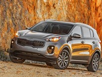 2017 Kia Sportage Wins Top IIHS Award