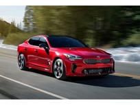 Kia Introduces 2018 Stinger Sedan