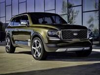 Kia Shows Telluride PHEV SUV Concept