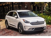 Kia Recalls Niro for Power Steering