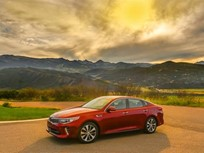 Kia Recalls Optima for Driveshaft