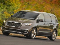 Kia Sedona Captures 5-Star Overall Safety Score