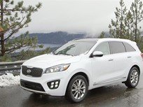 Kia Recalls Sorento SUVs for Rear Suspension