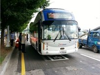 South Korean City to Operate Electric Buses That Can Charge Wirelessly