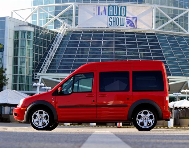 The XLT Premium Wagon offers more comfort and visibility for second-row passengers, according to Ford.