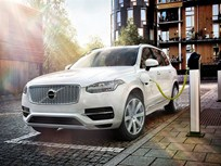 Volvo Announces Pricing for XC90 Plug-In Hybrid