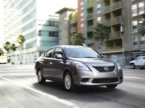 Nissan Recalls Versas for Road Salt Damage