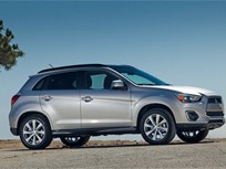 Mitsubishi Recalls Outlander Sport for Seat Belts