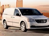 Chrysler Recalls Ram C/V Tradesman Cargo Vans