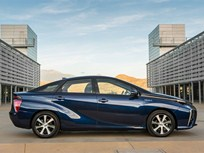 Toyota Receives 600+ Mirai Requests