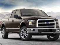 Ford Looking to Electrify F-150, Transit Custom Van by 2020