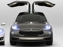 Tesla Launches 2016 Model X SUV