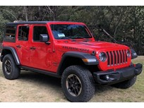FCA Recalls Jeep Wrangler for Seat Issues