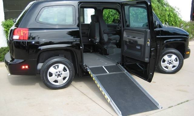 Loan Finalized for Wheelchair-Accessible CNG Vehicle ...