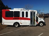 ROUSH Increases Propane Tank Capacity for Paratransit Fleets