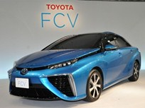 Toyota Releases Hydrogen Fuel Cell Patents