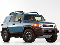 Toyota Recalls FJ Cruiser for Steering