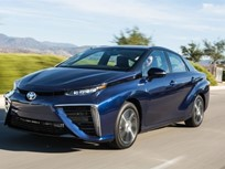 Toyota Collaborates on Hydrogen Power in UAE