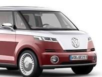Volkswagen Bulli Concept EV Debuts in Geneva