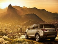 Jaguar Land Rover Building Plant in Brazil