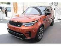 2017 Land Rover Discovery Shown Ahead of L.A. Auto Show