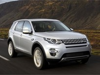 Land Rover Fleet Incentives Set for 2017-MY
