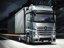 Saudi Transport Group Buys 540 Mercedes-Benz Trucks