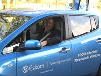 Avis Fleet Services Delivers EVs to South African Electricity Provider