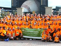 LeasePlan USA Doubles Participation in the 2011 Kaiser Permanente Corporate Challenge