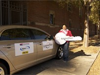 LeasePlan USA Donates Vehicle to Atlanta Children's Shelter Achiever