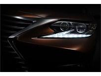 Lexus to Reveal Next-Gen ES Sedan in Shanghai