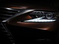 Lexus to Reveal Next-Gen ES Sedan in Shanghai