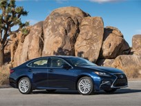 Lexus Releases 2016-MY Pricing