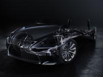 Lexus to Debut Next-Gen LS Sedan in Detroit