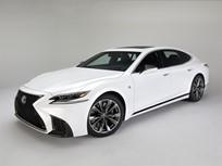 Lexus Adds LS 500 F Sport for 2018