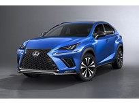 Lexus Refreshes NX for 2018