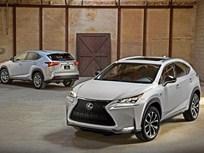 Lexus Adds NX Compact SUV, Hybrid Model