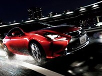 Lexus Launches All-New Sports Coupe in Japan