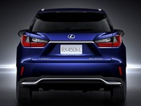 2018 Lexus RX Hybrid Starts at $51,615