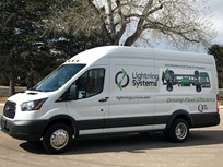 Lightning Systems to Offer Hydrogen-Powered Transit Van