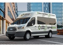 Lightning Systems to Offer Electric Transit Van
