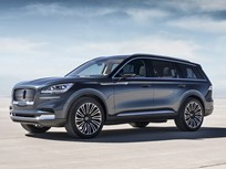 Lincoln Planning Plug-in Hybrid Aviator