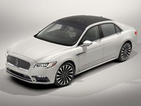 Lincoln Rolls Out Executive Fleet Program