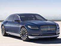 Lincoln Continental Returns in 2016