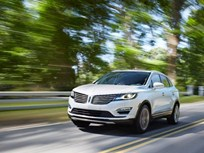 Lincoln Unveils 2015 MKC Compact SUV