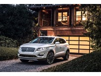 2019 Lincoln MKC Adds Safety Tech