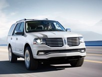 Redesigned Lincoln Navigator Gets Power Boost