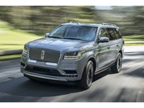 2018 Lincoln Navigator Boosts Power, Luxury