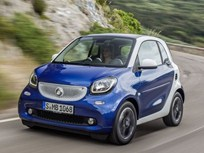 Smart Fortwo Cars Recalled for Steering